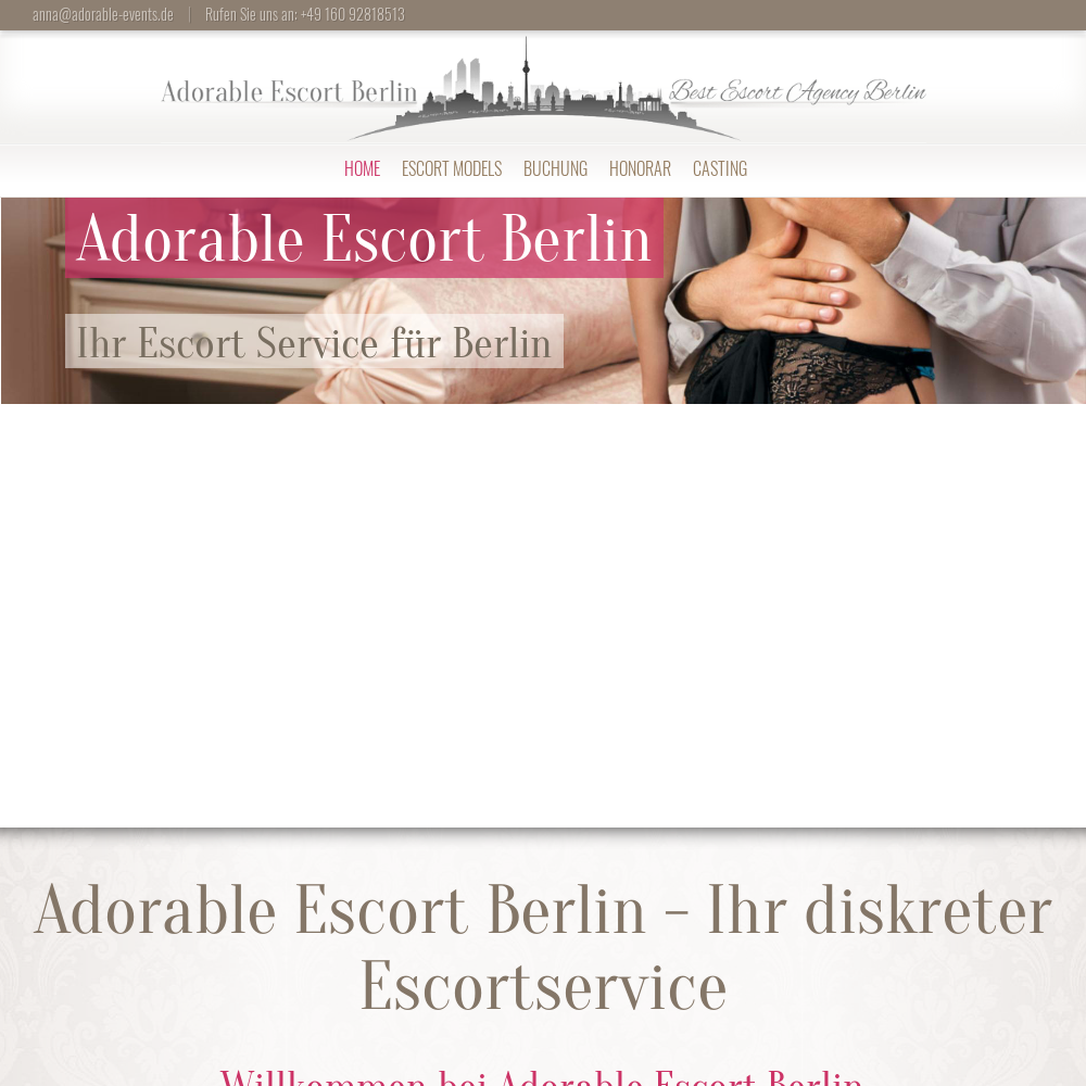Rezensionen Sexseiten | Adorable escort berlin | adultbloglisting.com